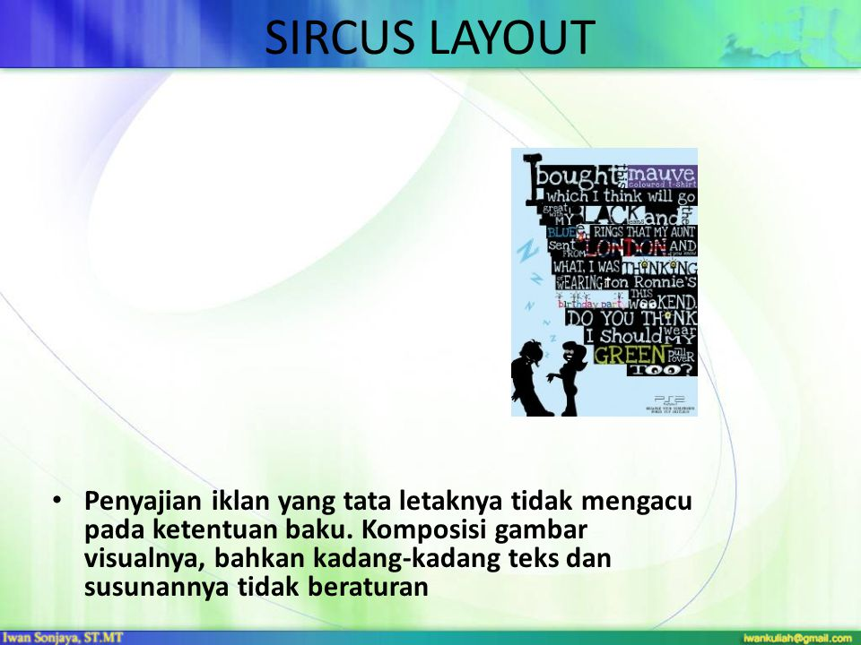 SIRCUS LAYOUT