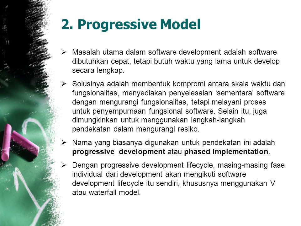 2. Progressive Model