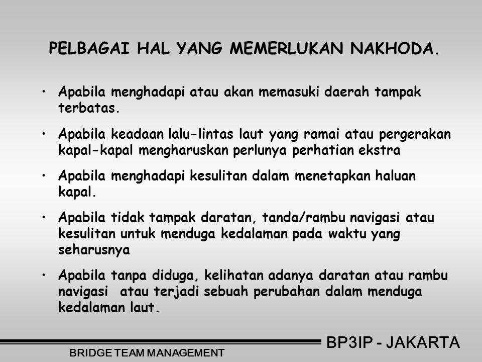 BRIDGE TEAM MANAGEMENT
