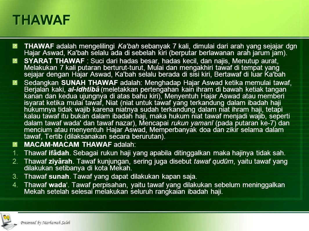 THAWAF