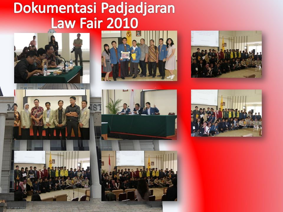 Dokumentasi Padjadjaran Law Fair 2010