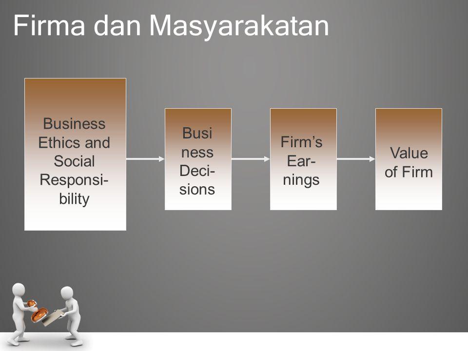 Firma dan Masyarakatan