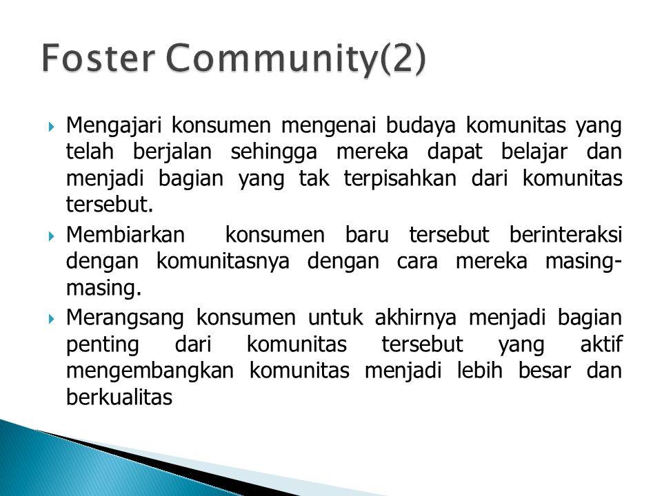 Foster Community(2)