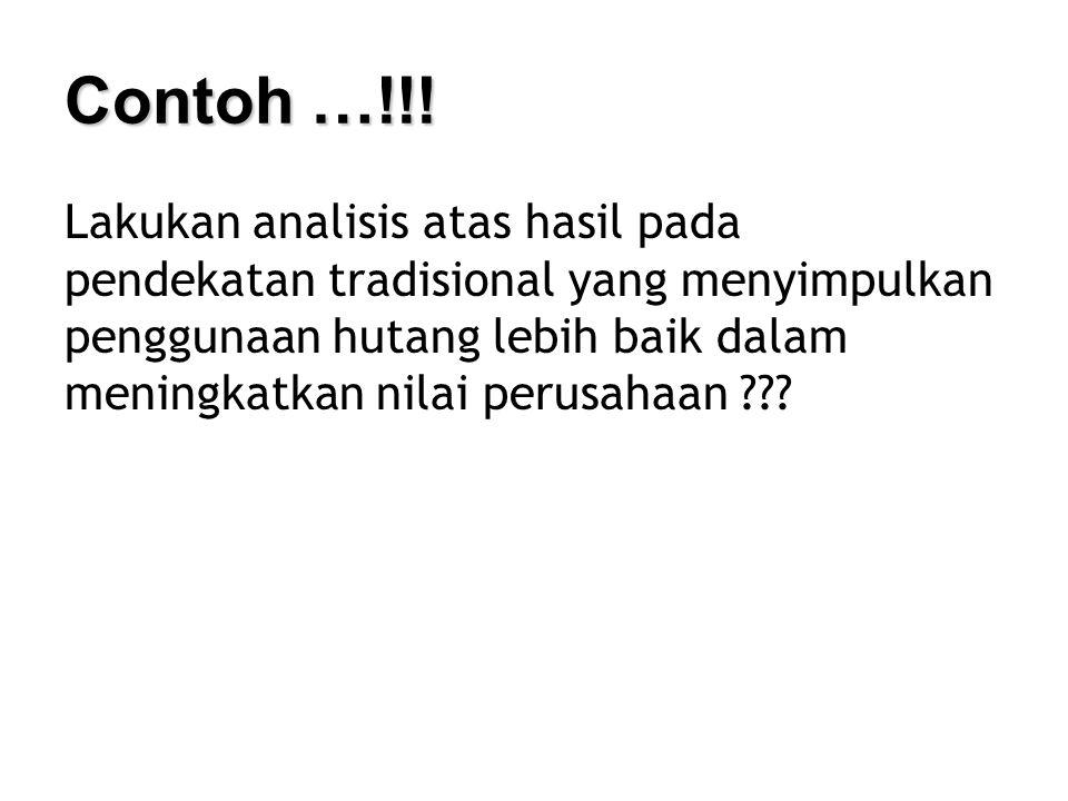 Contoh …!!!