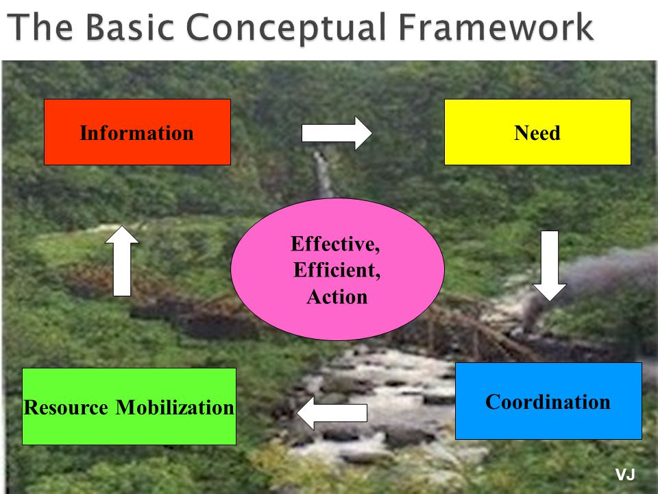The Basic Conceptual Framework