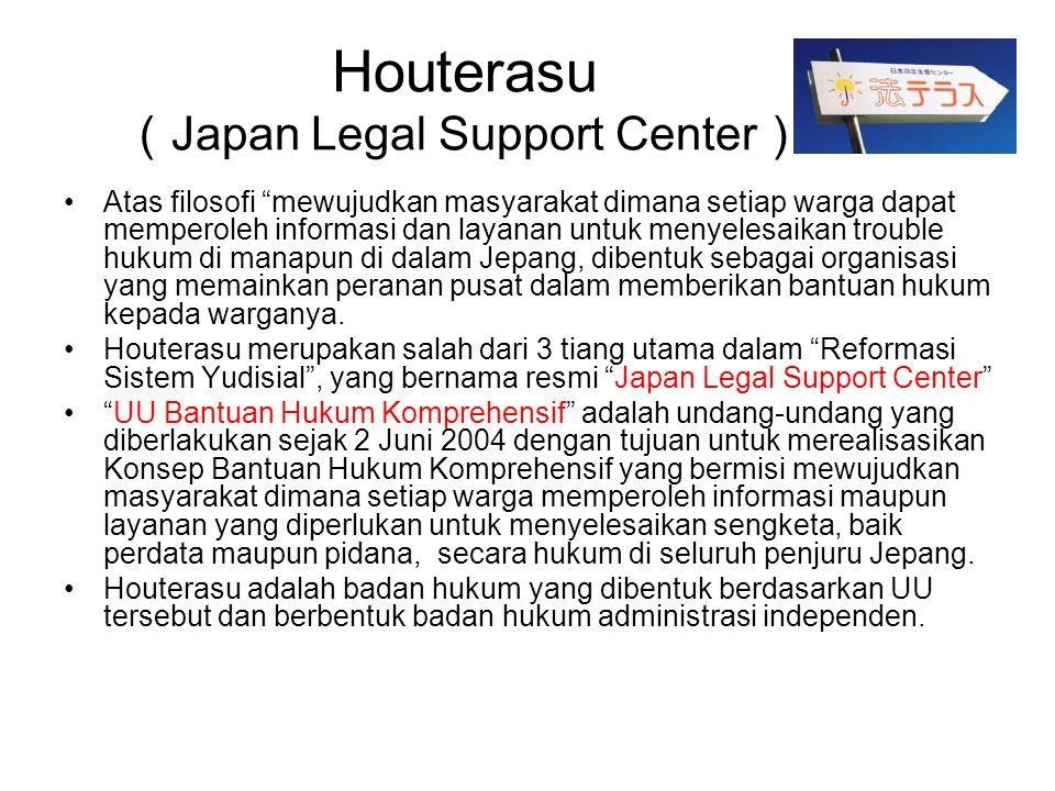Houterasu (Japan Legal Support Center)