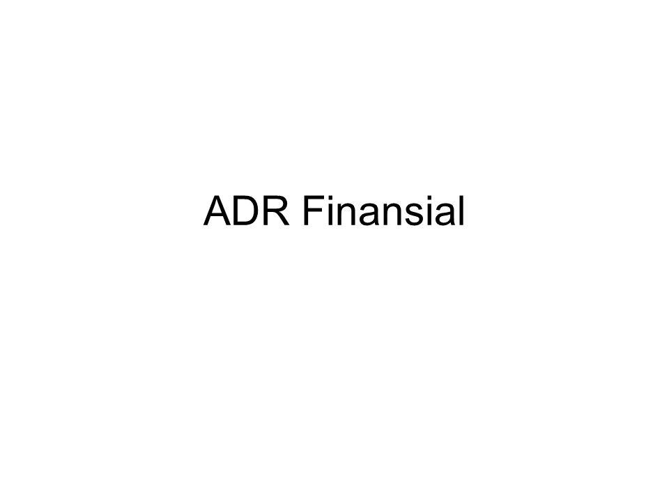 ADR Finansial