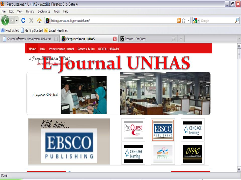 E-Journal UNHAS