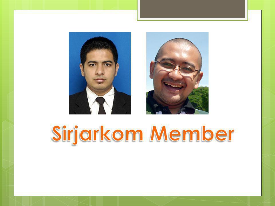 Sirjarkom Member