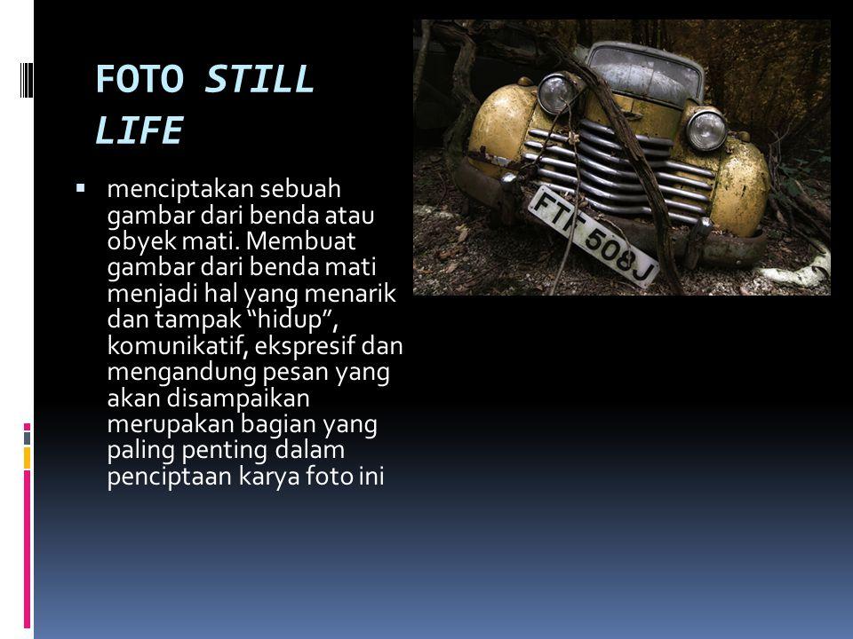 FOTO STILL LIFE