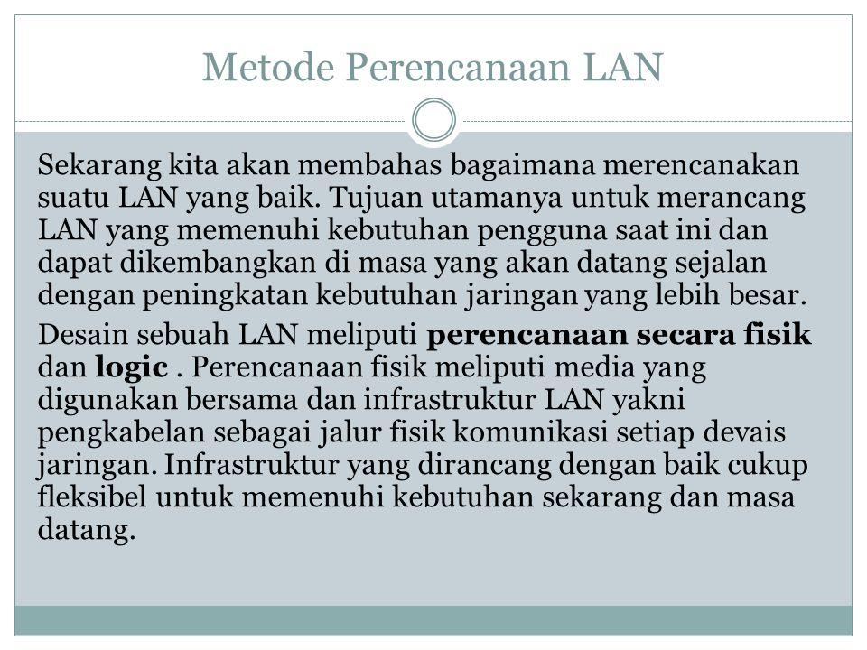Metode Perencanaan LAN