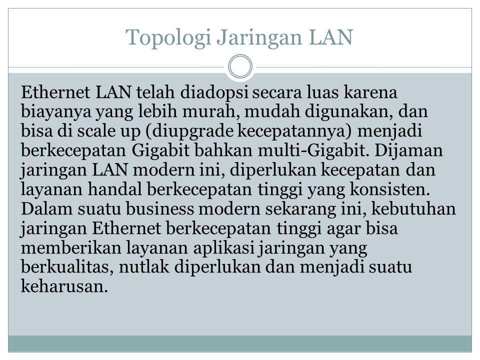 Topologi Jaringan LAN
