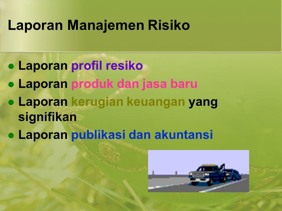 Laporan Manajemen Risiko