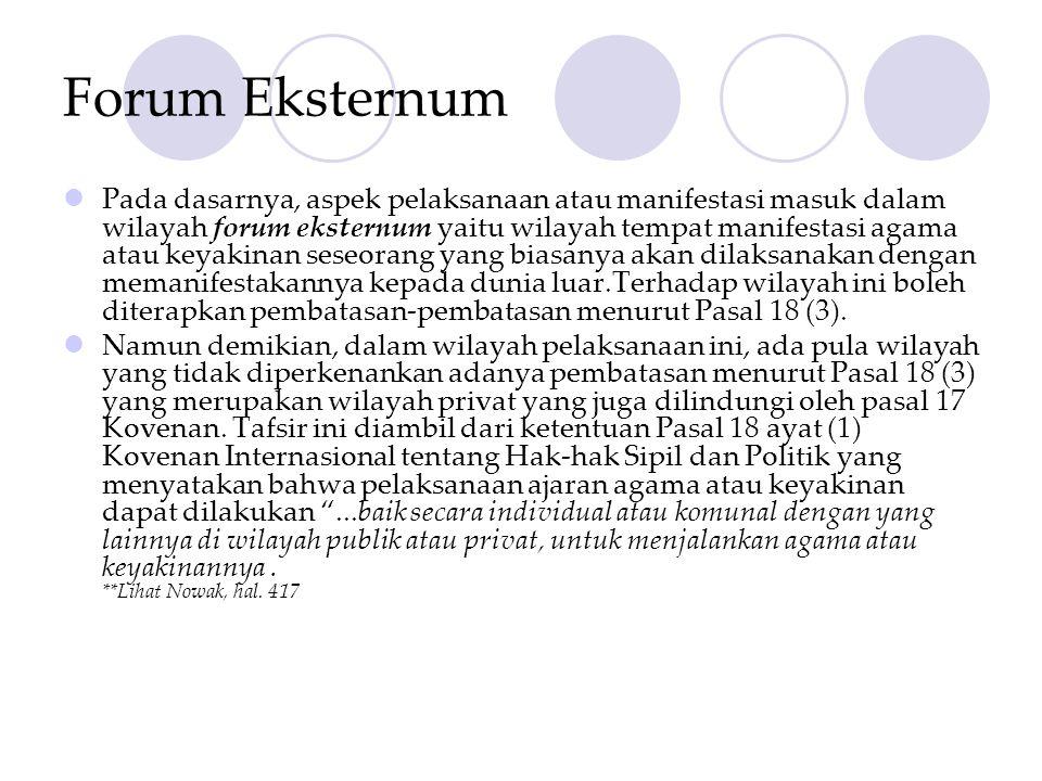 Forum Eksternum
