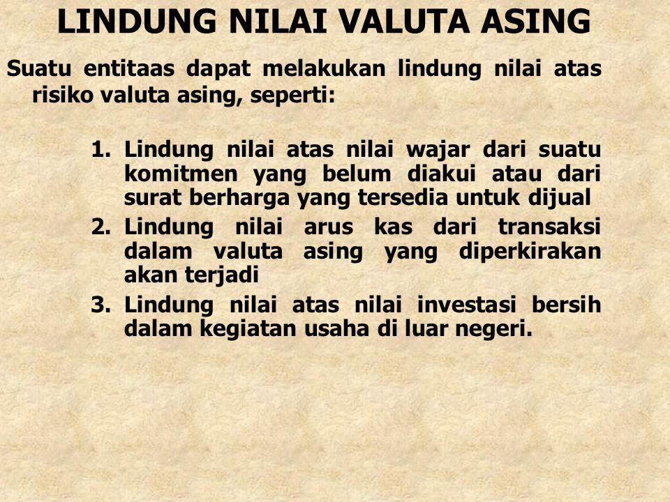 LINDUNG NILAI VALUTA ASING