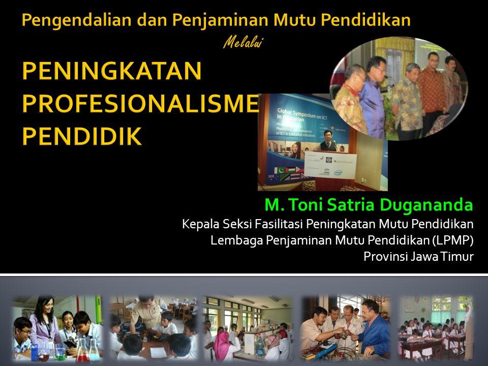 M. Toni Satria Dugananda