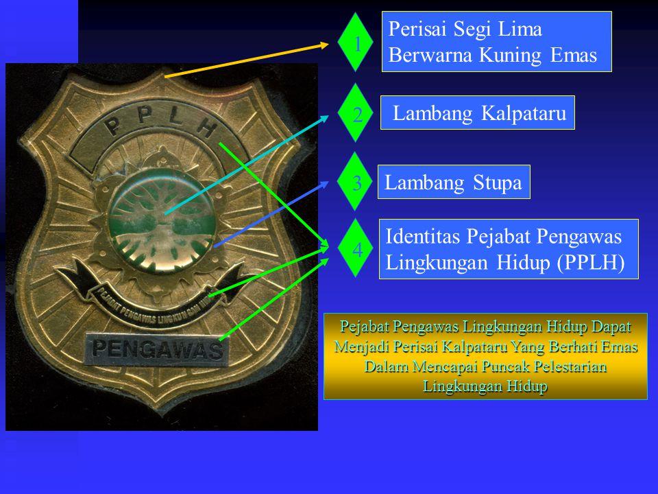 Identitas Pejabat Pengawas Lingkungan Hidup (PPLH)