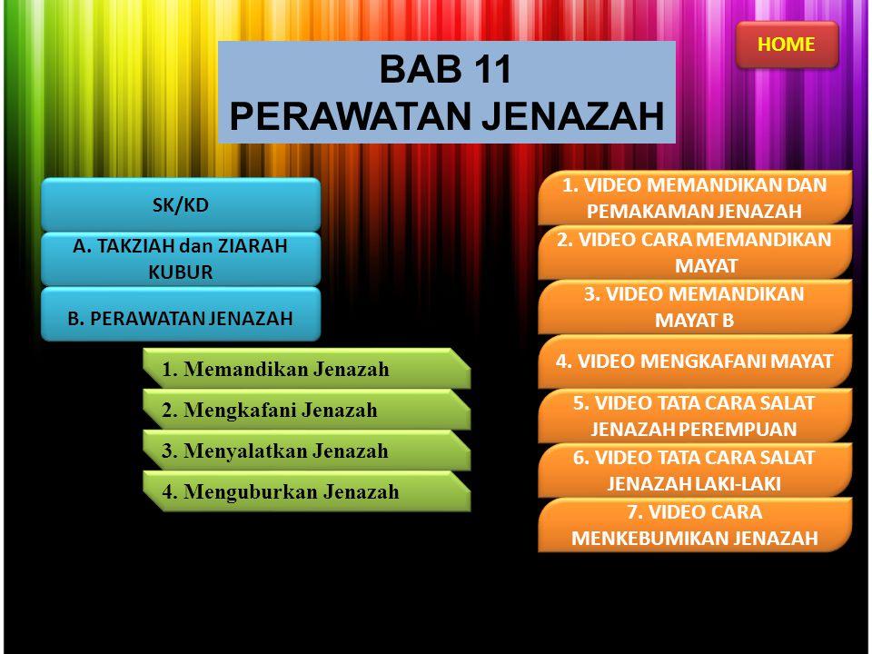 BAB 11 PERAWATAN JENAZAH HOME