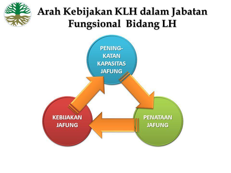 Arah Kebijakan KLH dalam Jabatan Fungsional Bidang LH