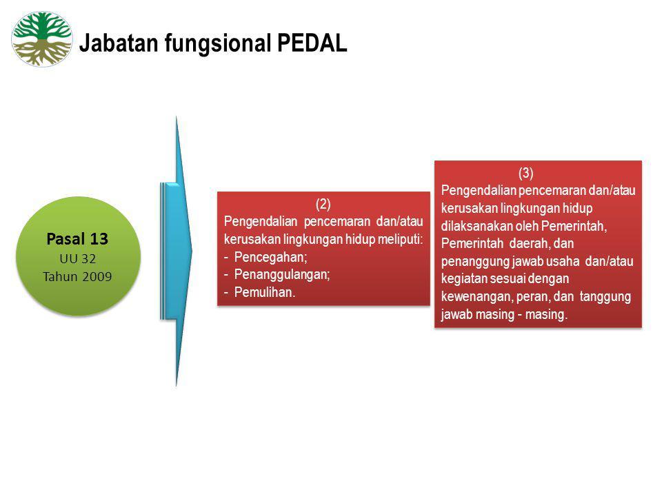 Jabatan fungsional PEDAL