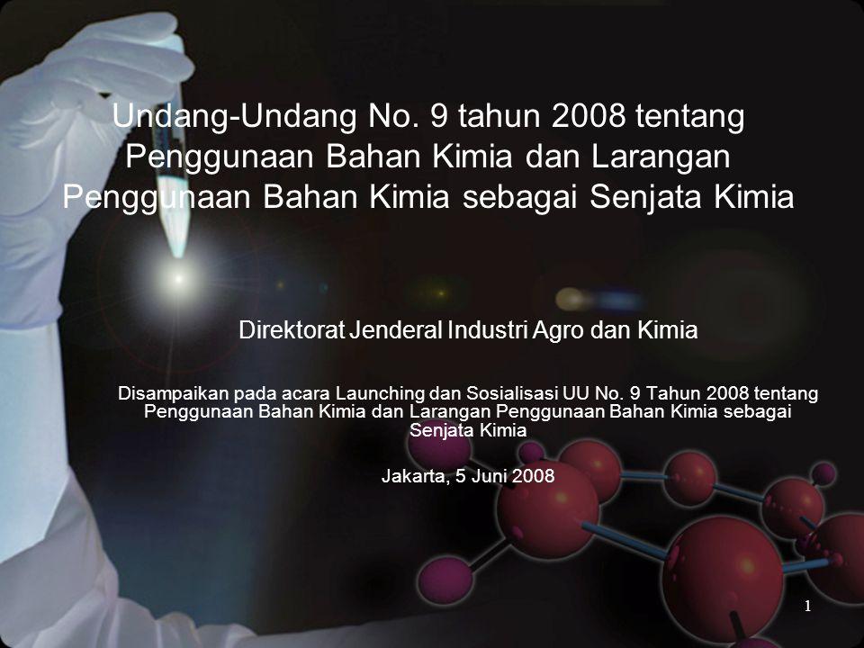 Direktorat Jenderal Industri Agro dan Kimia