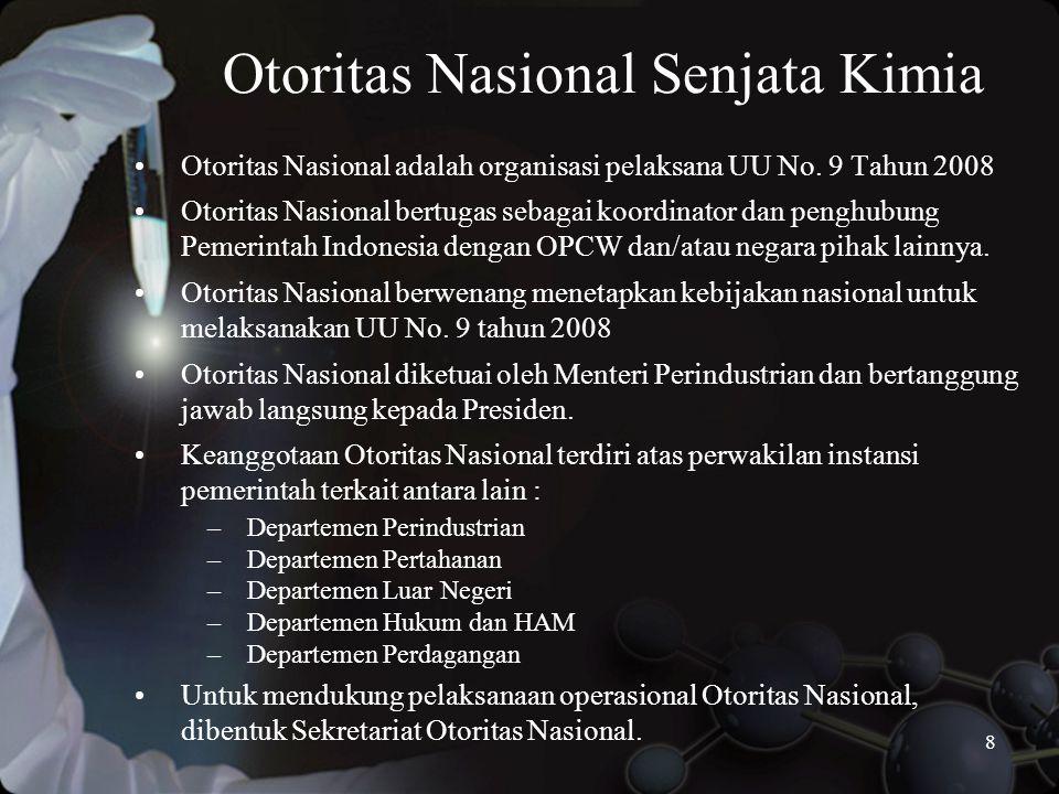 Otoritas Nasional Senjata Kimia