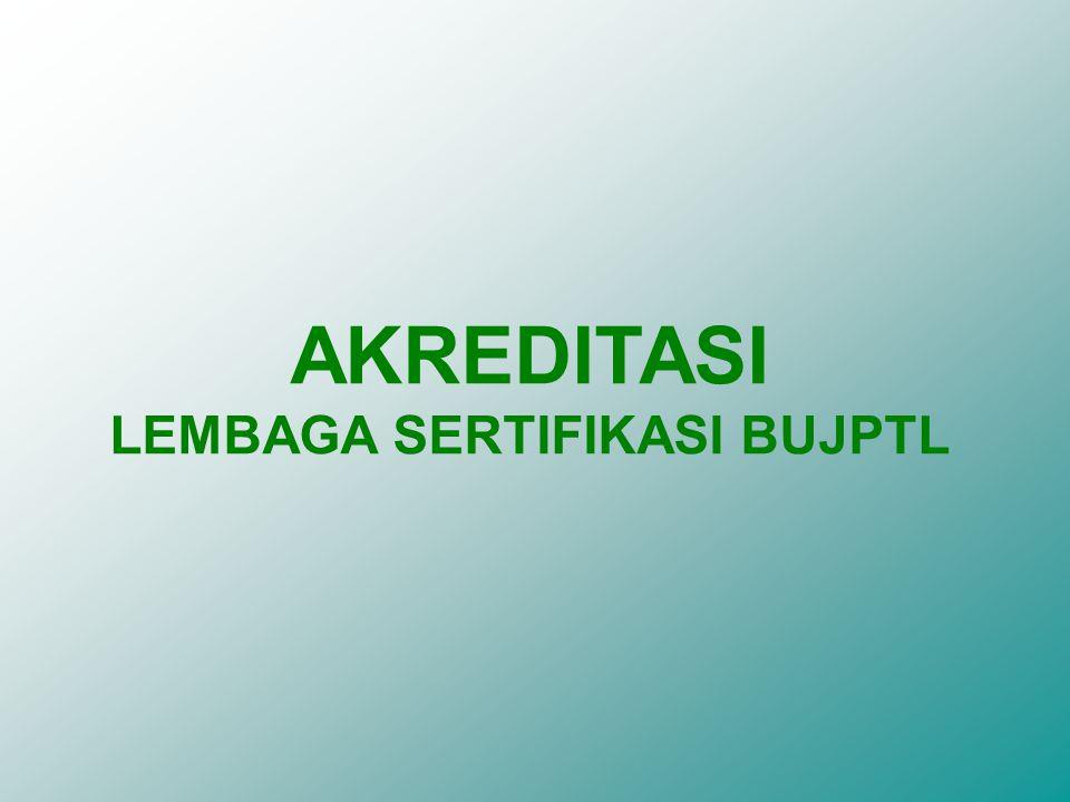 LEMBAGA SERTIFIKASI BUJPTL