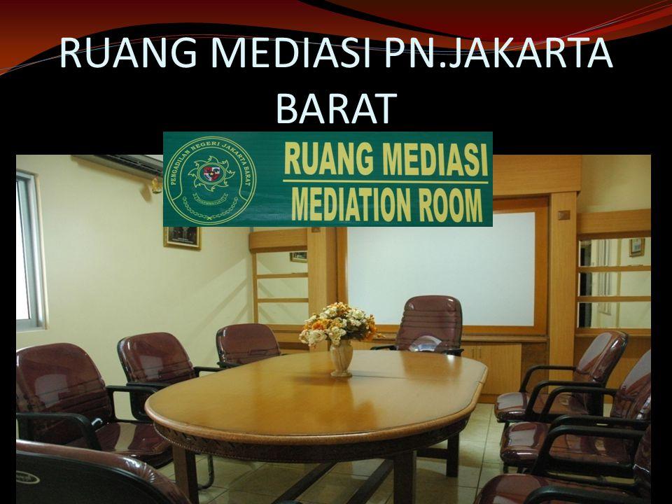 RUANG MEDIASI PN.JAKARTA BARAT