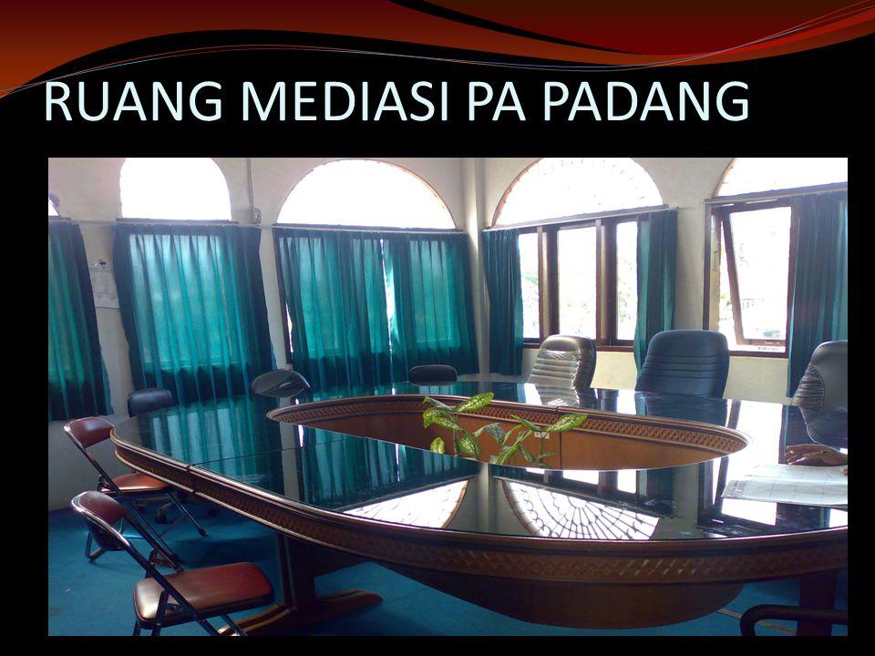 RUANG MEDIASI PA PADANG