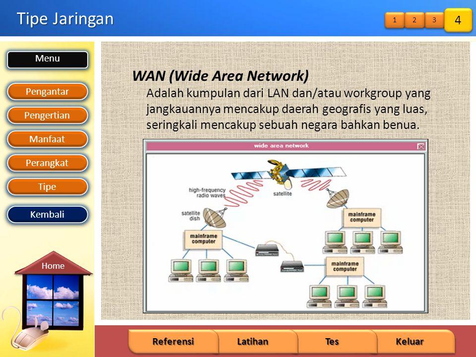Tipe Jaringan WAN (Wide Area Network) 4