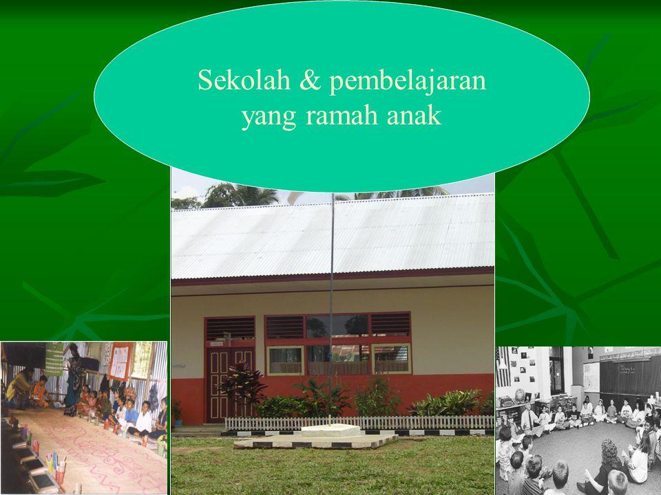 Sekolah & pembelajaran