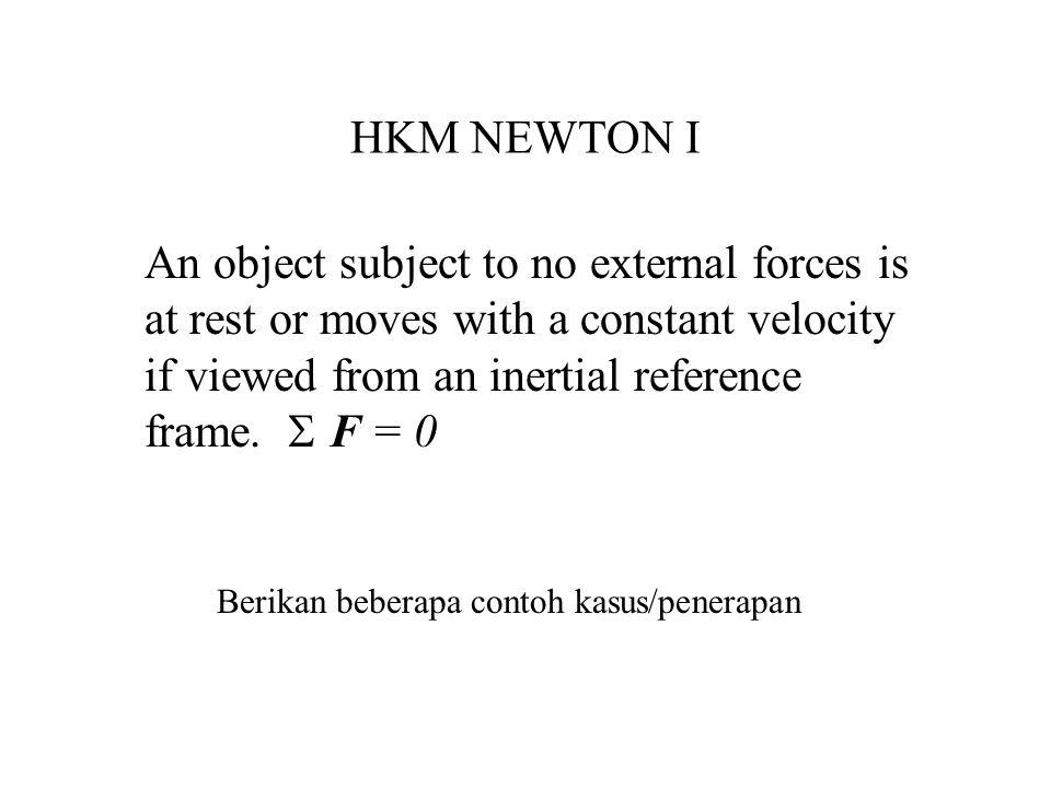 HKM NEWTON I