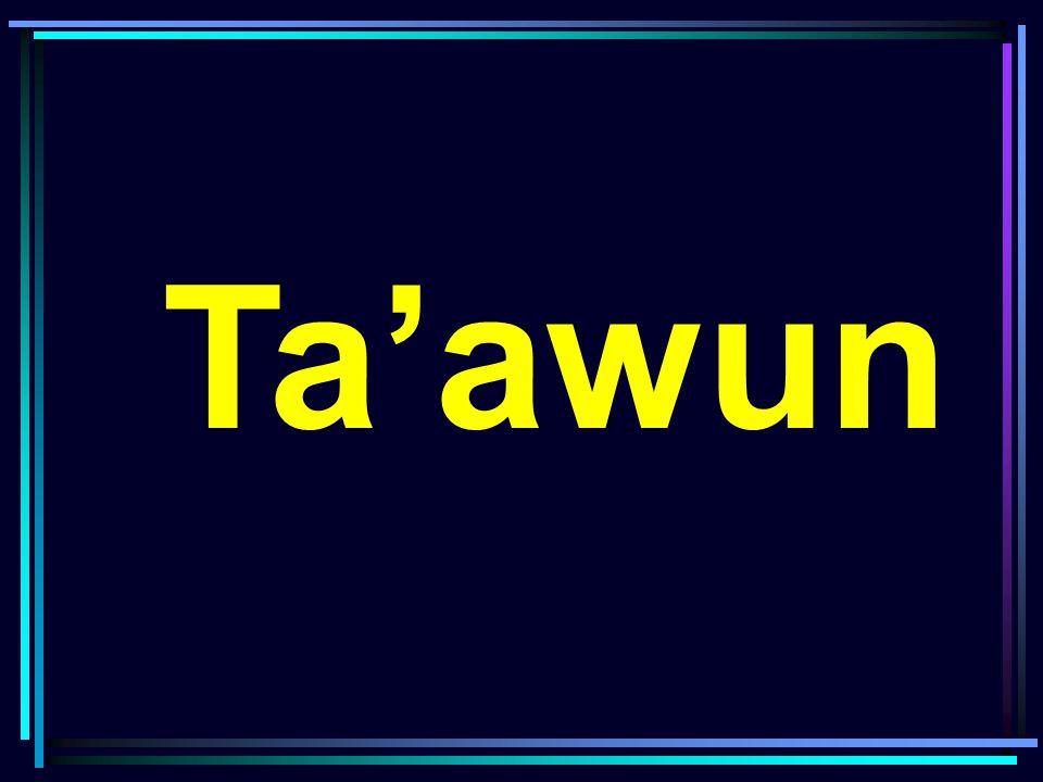 Ta'awun
