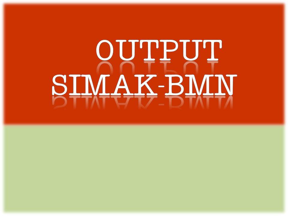 OUtPUT SIMAK-BMN