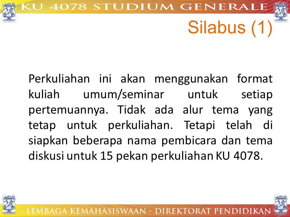 Silabus (1)