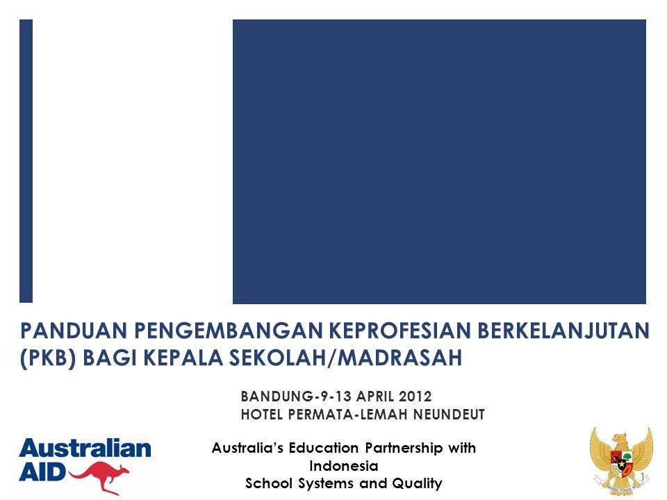 BANDUNG-9-13 APRIL 2012 HOTEL PERMATA-LEMAH NEUNDEUT