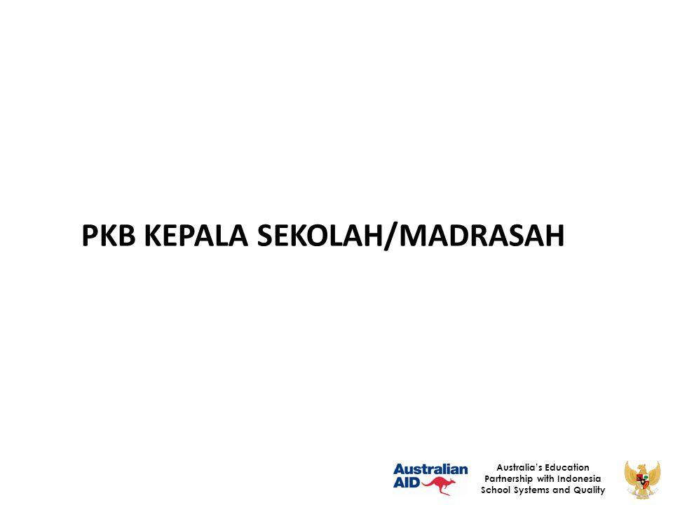 PKB KEPALA SEKOLAH/MADRASAH