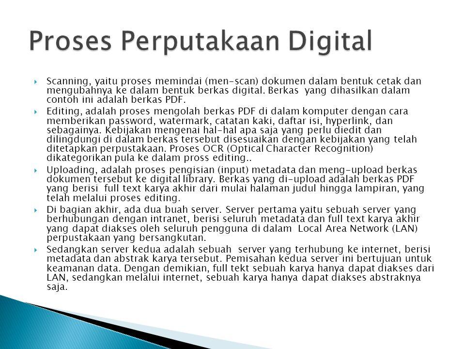 Proses Perputakaan Digital