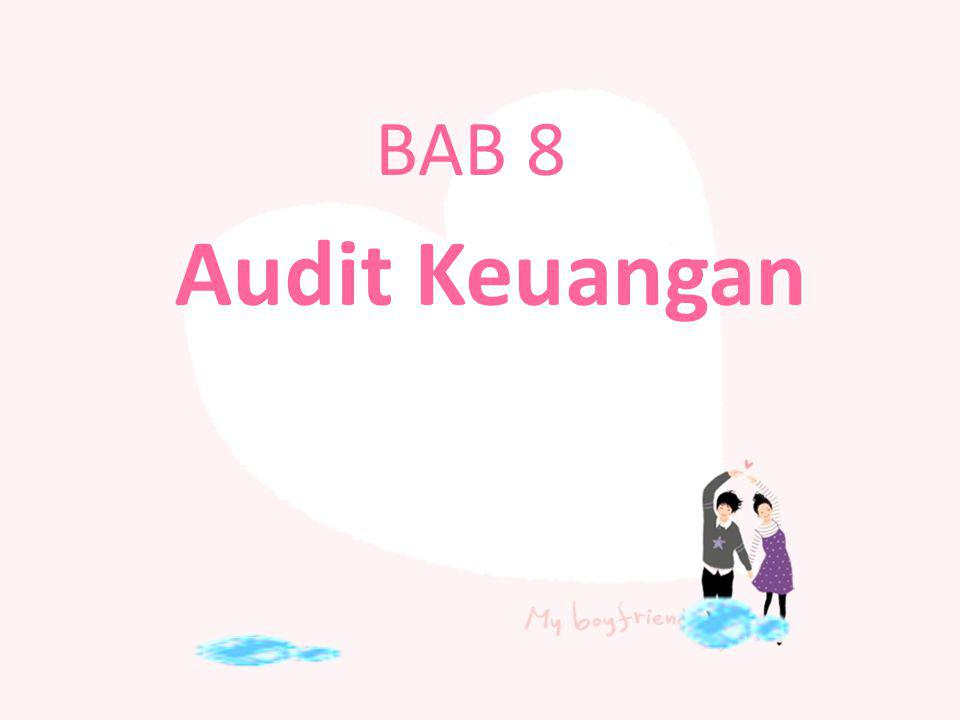 BAB 8 Audit Keuangan