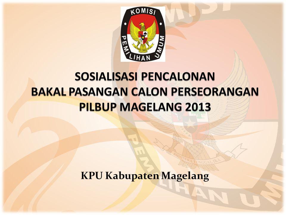 KPU Kabupaten Magelang