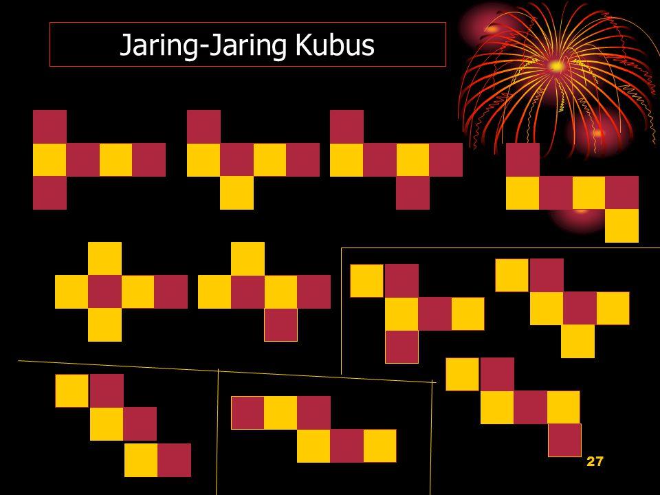 Jaring-Jaring Kubus