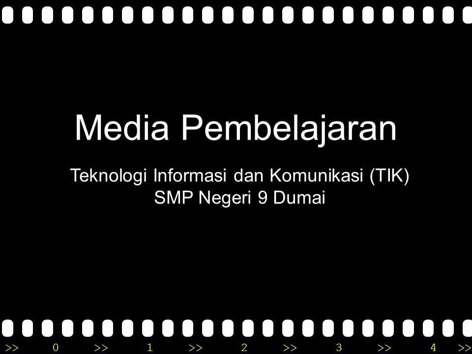 Teknologi Informasi dan Komunikasi (TIK)