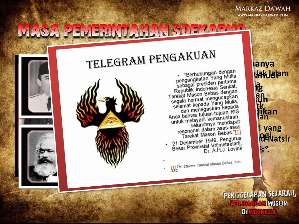 Masa pemerintahan soekarno