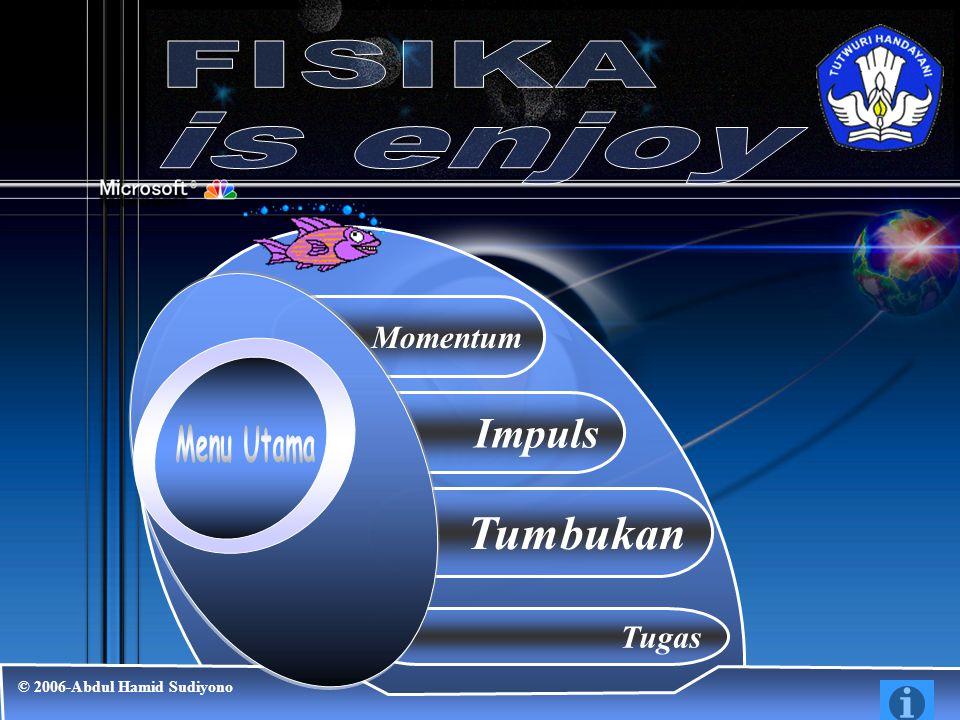 Tumbukan Impuls Momentum Tugas FISIKA is enjoy Menu Utama