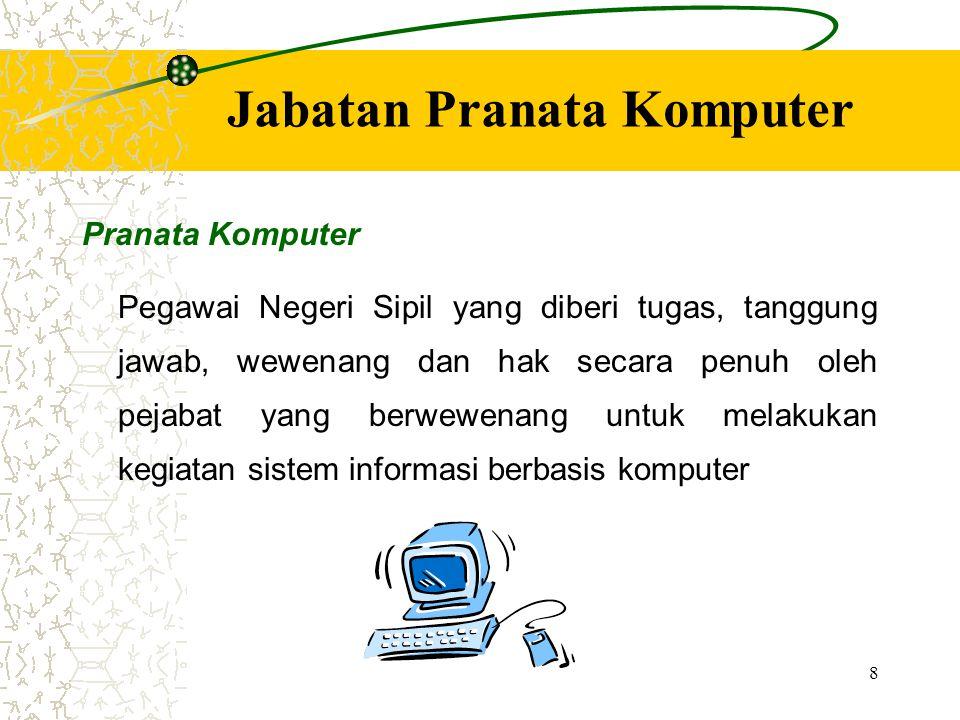 Jabatan Pranata Komputer