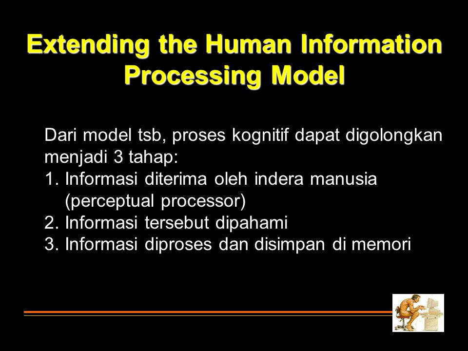 Extending the Human Information