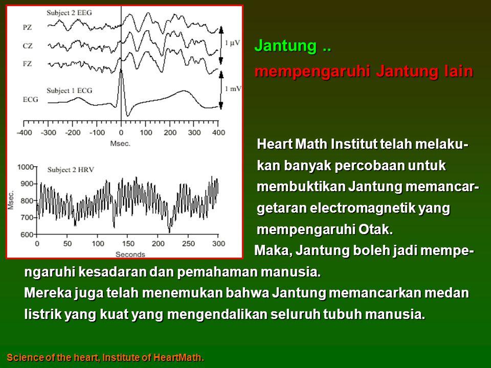 mempengaruhi Jantung lain