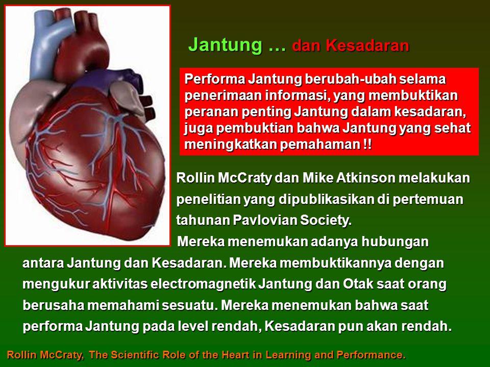 Jantung … dan Kesadaran