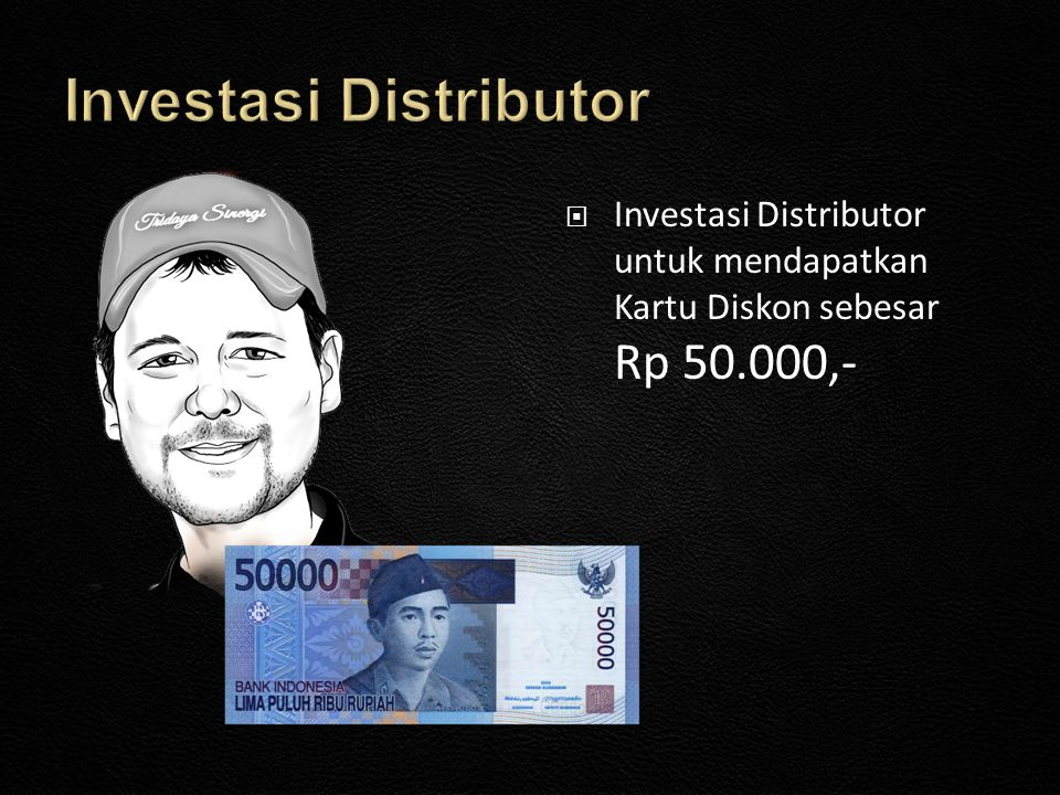 Investasi Distributor