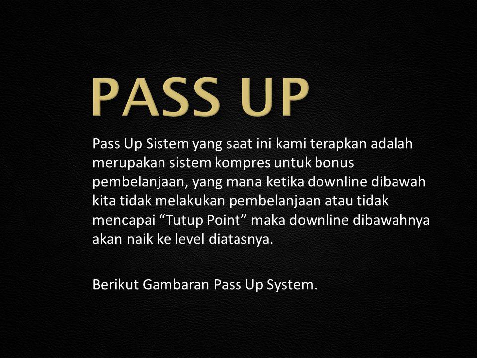 PASS UP
